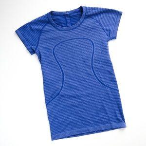 Lululemon Short Sleeve Athletic Swiftly Top